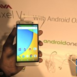 Lava Pixel V1 Android One smartphone launched with 5.5-inch display for Rs. 11,350
