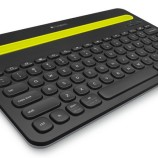 Logitech K480 Keyboard design for Computer, smartphone and tablet launched in India for Rs. 2,795