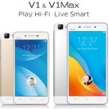 Vivo V1 and V1 Max smartphones announced in India