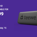 Teewe2 Available for Rs. 1999 on Flipkart from 15 – 17 July.