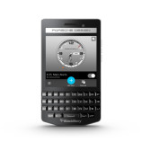 BlackBerry Porsche Design P'9983 Graphite launched in India for Rs. 99,990