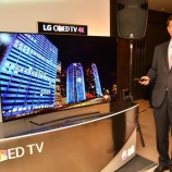 LG launched its 4K OLED TV in India