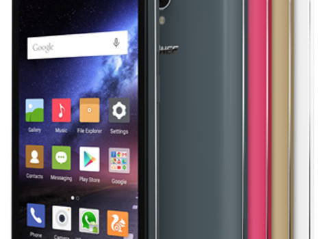 Gionee Pioneer P3S with Android 5.1 Lollipop launched for Rs. 5,999
