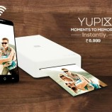 YU launched YUPIX: Compact printer