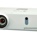 Panasonic Launched WiDi supported projector : PT-VW350 series