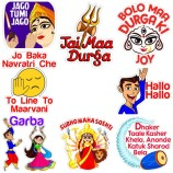Hike comes with new Navratri stickers
