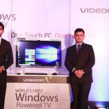 Videocon launched World's first Windows 10 TV