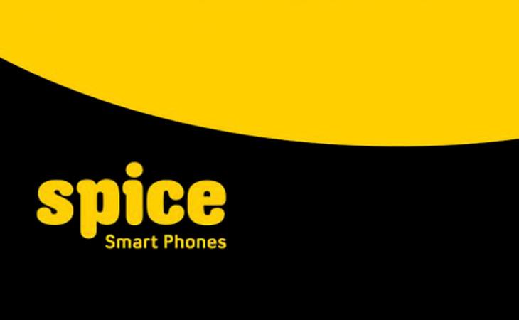 Spice smartphone