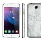 Videocon Z45 Dazzle with marble finish at the back launched for Rs. 4,899