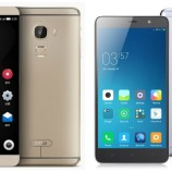 LeEco Le 1s stands edge above Xiaomi Redmi Note 3