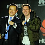Huawei roped Lionel Messi as Global Brand Ambassador