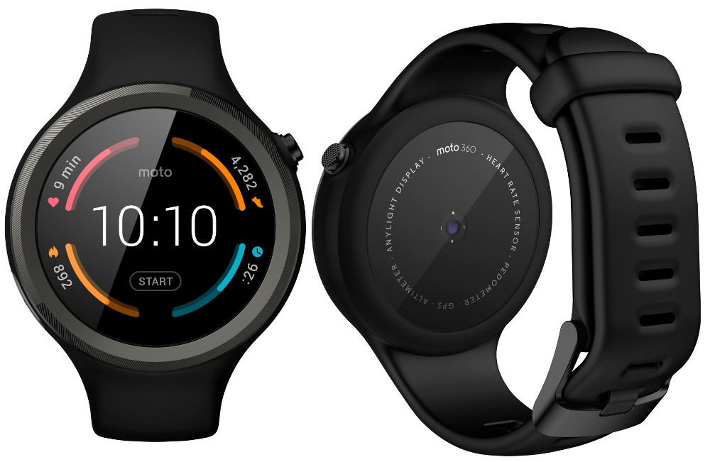 3643db214 Motorola Moto 360 Sport comes to India for Rs. 19