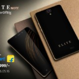 Swipe Elite Note with 3GB RAM and 3,000mAh battery launched for Rs. 7,999