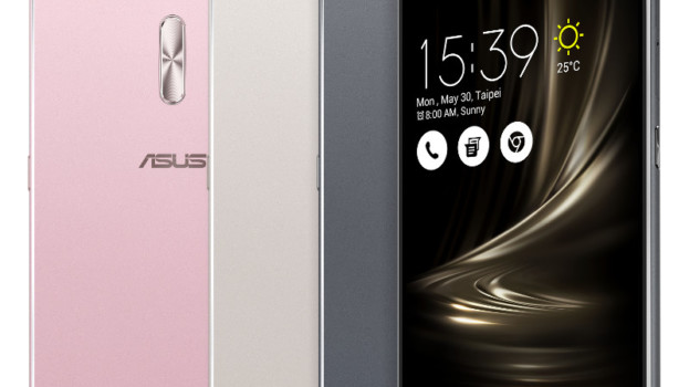 Asus Zenfone 3 Ultra with 6.8-inch display, Snapdragon 652, 4600mAh battery announced