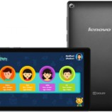 Lenovo CG Slate tablet launched with education and entertainment for kids at Rs. 7,499
