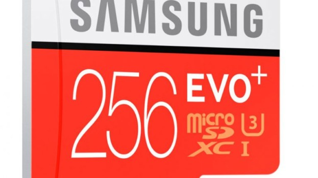 Samsung launched Evo Plus 256GB microSD card in India for Rs. 11,999