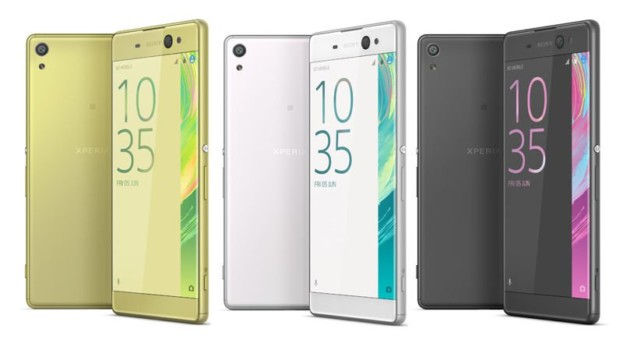 Sony Xperia XA Ultra with 6-inch display and 16MP front camera with OIS launched in India for Rs. 29,990