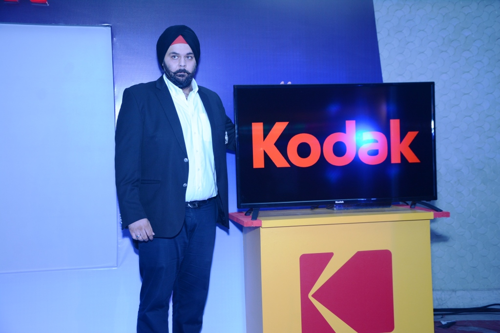 Kodak TV India