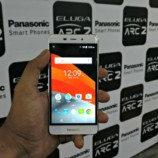 Panasonic Eluga Arc 2 with 5-inch HD IPS display launched for Rs. 12,290