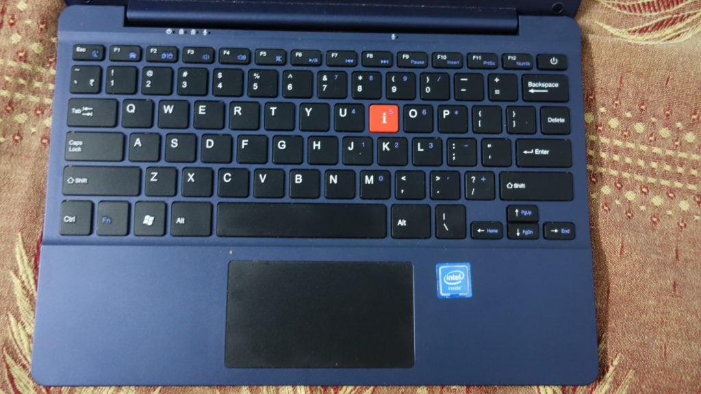 iBall CompBook Excelance review (8)