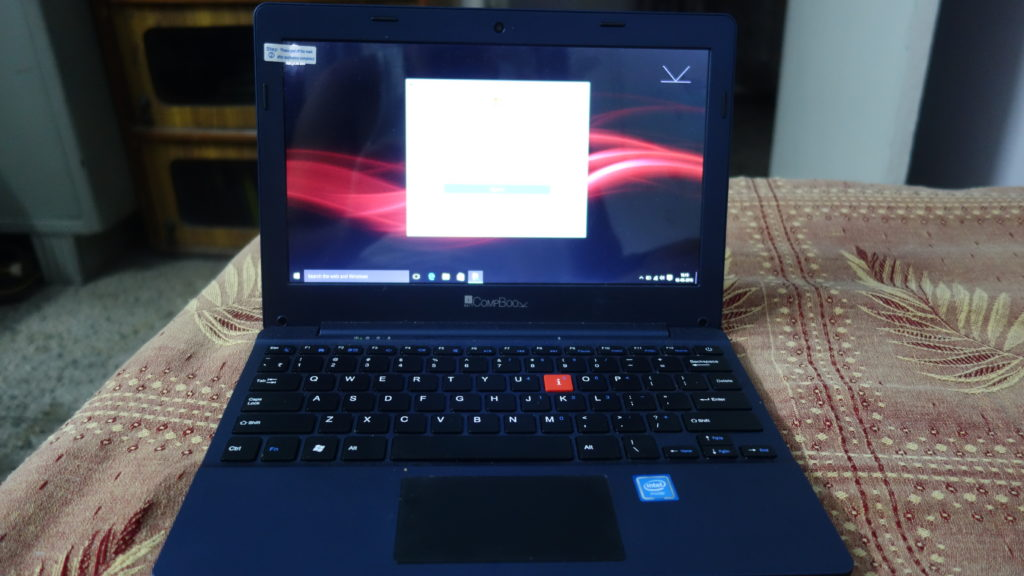 iBall CompBook Excelance review (9)