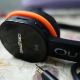 Creative Outlier complete review: a music player in the form of headphones