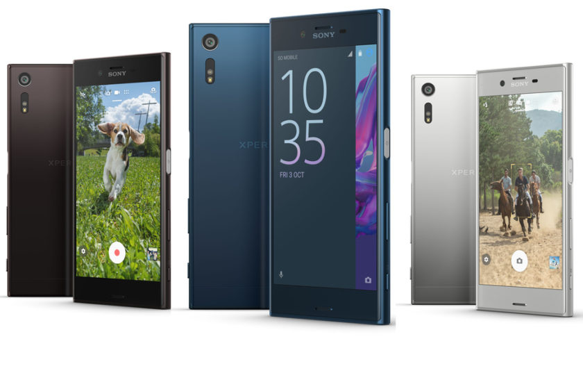 sony xperia xz with snapdragon 820 reached shores of india. Black Bedroom Furniture Sets. Home Design Ideas
