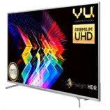 Vu launches 4 new TV's with HDR Smart TVs and Curved TV's starting from Rs. 1 lakh