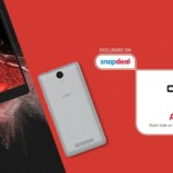 Intex Cloud Tread going for 2nd flash sale through Snapdeal