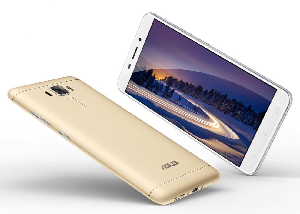 Asus Zenfone 3 Laser With 55 Inch 1080p Display 4GB RAM