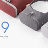 Google Daydream View VR headset announced