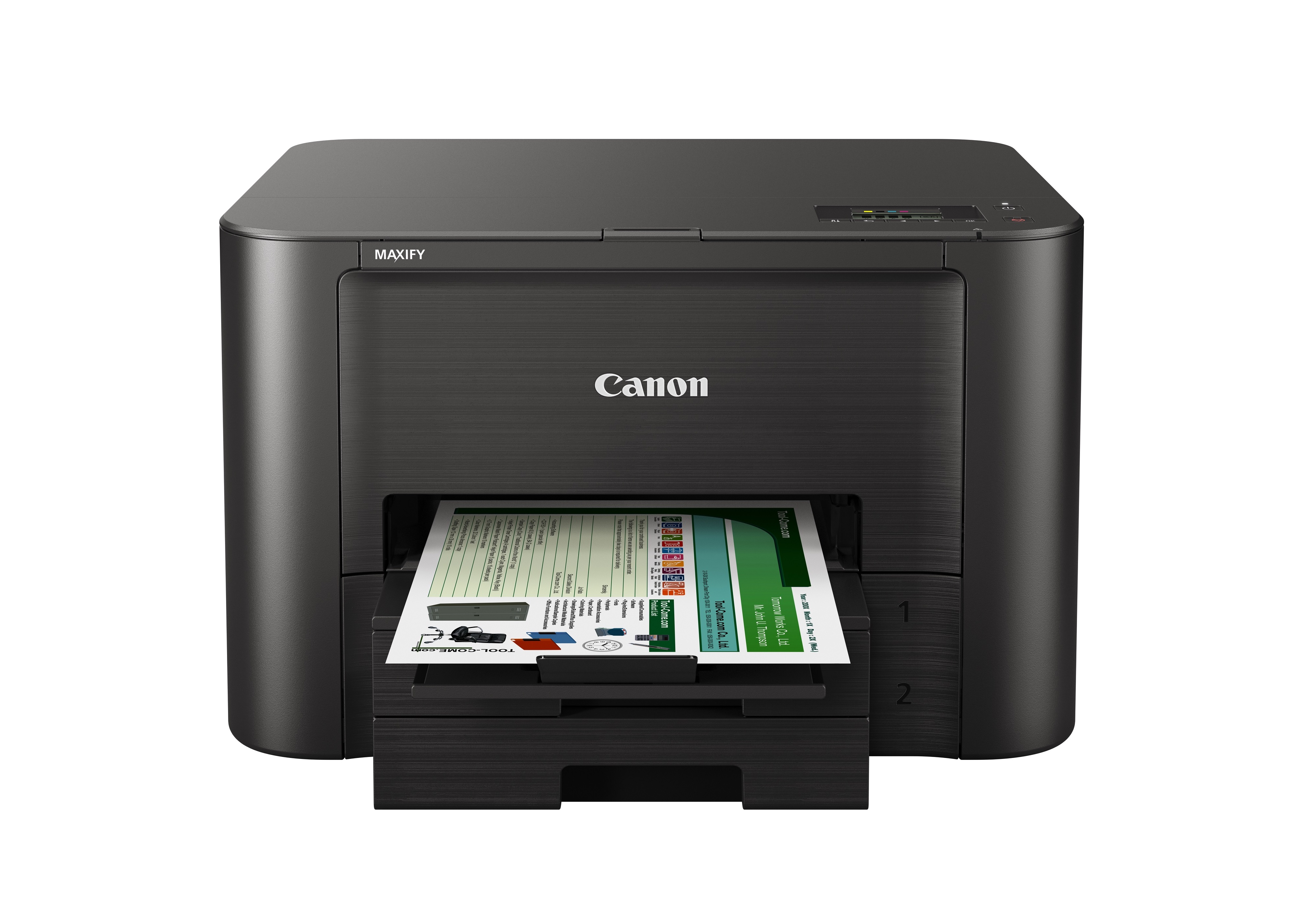Canon india expands its inkjet printer portfolio for home for Best home office inkjet printer
