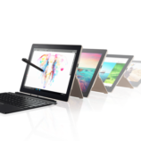 Lenovo Miix 720, a new 2-in-1 convertible launched with Active Pen 2