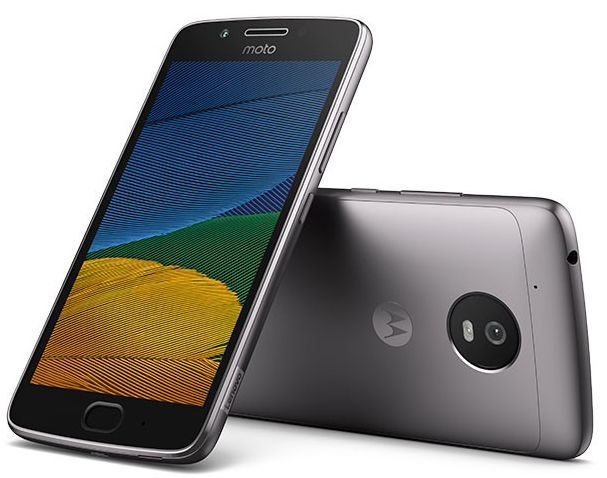Motorola Moto G5 and G5 Plus announced with a new design ...