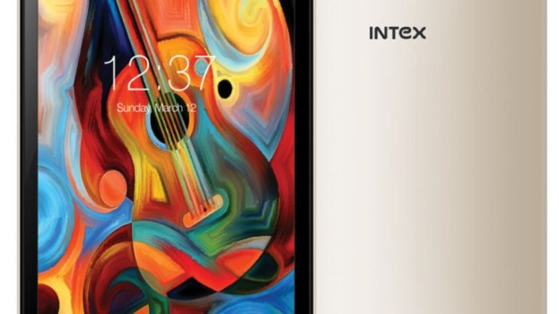 Intex Aqua Trend Lite with Mega Sound Speaker, 4G VoLTE launched for Rs. 5,690