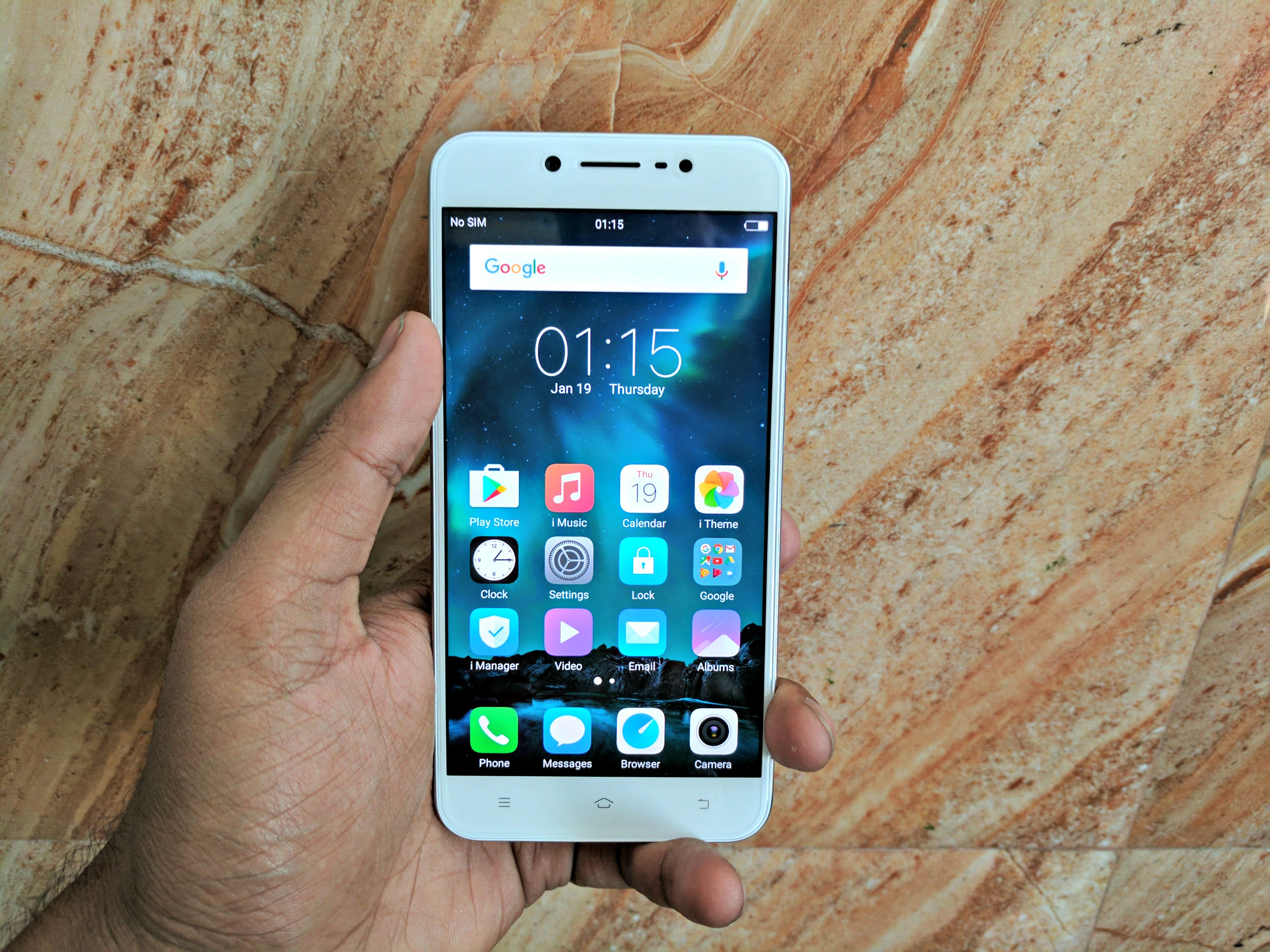 Vivo Y66 with 16MP front camera with flash, 4G VoLTE