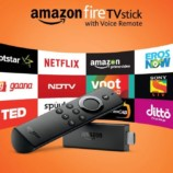 Amazon Fire TV Stick: Streaming device with Voice Remote launched in India for Rs. 3,999