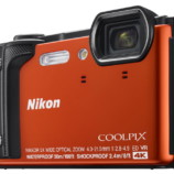 Nikon Coolpix W300 rugged camera with 4K recording announced in India