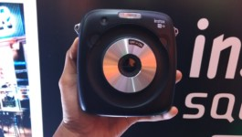 Fujifilm launched Instax Square SQ10 with 4 new X-Series Cameras