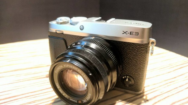 Fujifilm X-E3 mirrorless camera with 24.3MP launched in India with starting price of Rs. 70,999
