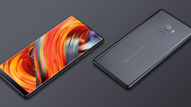 Xiaomi Mi MIX 2 with 6-inch bezel-less display, 6GB RAM and Snapdragon 835 launched for Rs. 35,999