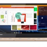 Lenovo YOGA 920 Limited Edition Vibes 2-in-1 Glass convertible laptop launched in India