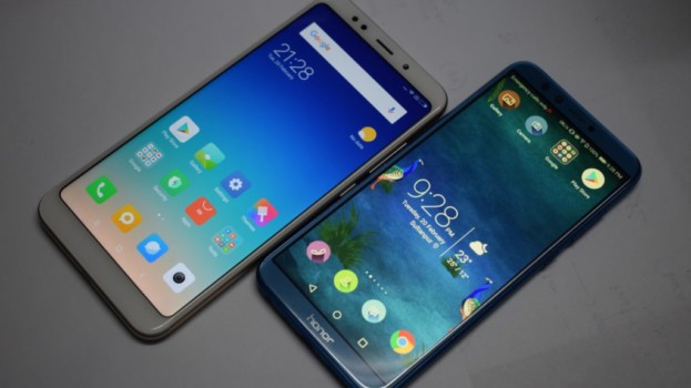 Honor 9 Lite vs Xiaomi Redmi Note 5: The budget smartphone war