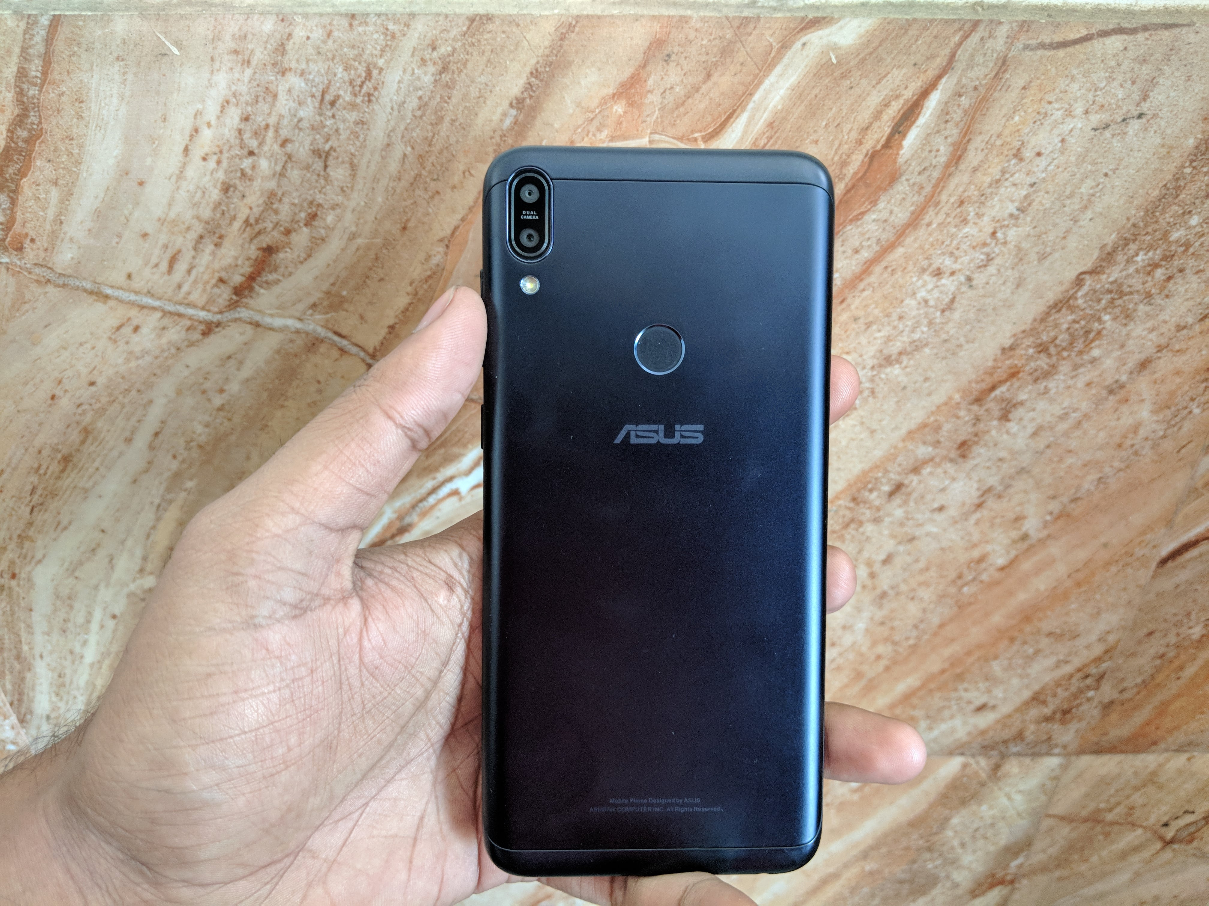 Asus Zenfone Max Pro M1 with 5 99-inch FullView display and