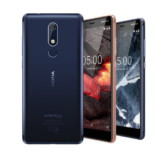 HMD announces the new smartphone Nokia 2.1, Nokia 3.1 and Nokia 5.1