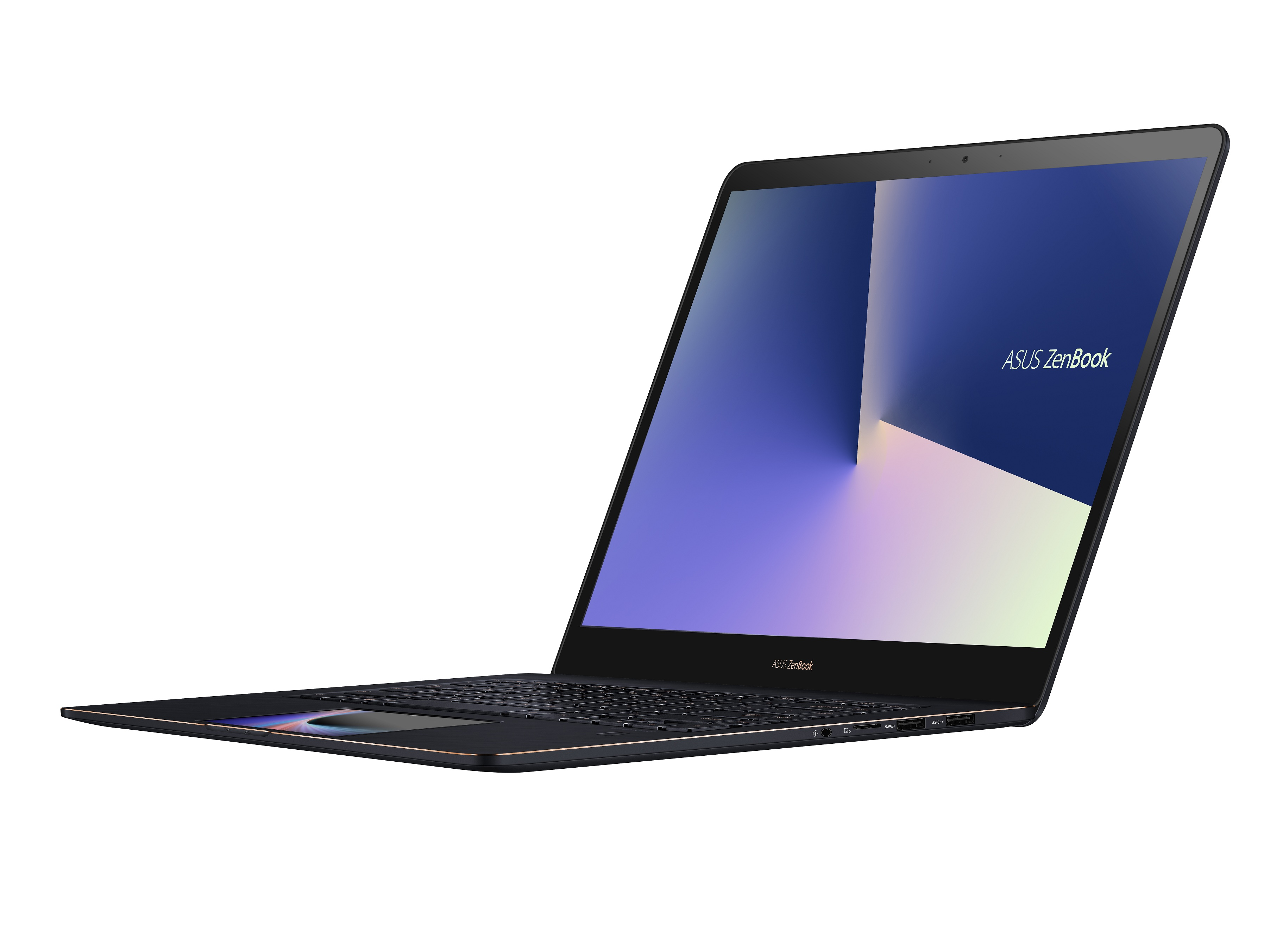 Asus Introduced The New Zenbook Pro 15 Zenbook S And Zenbook 13 In