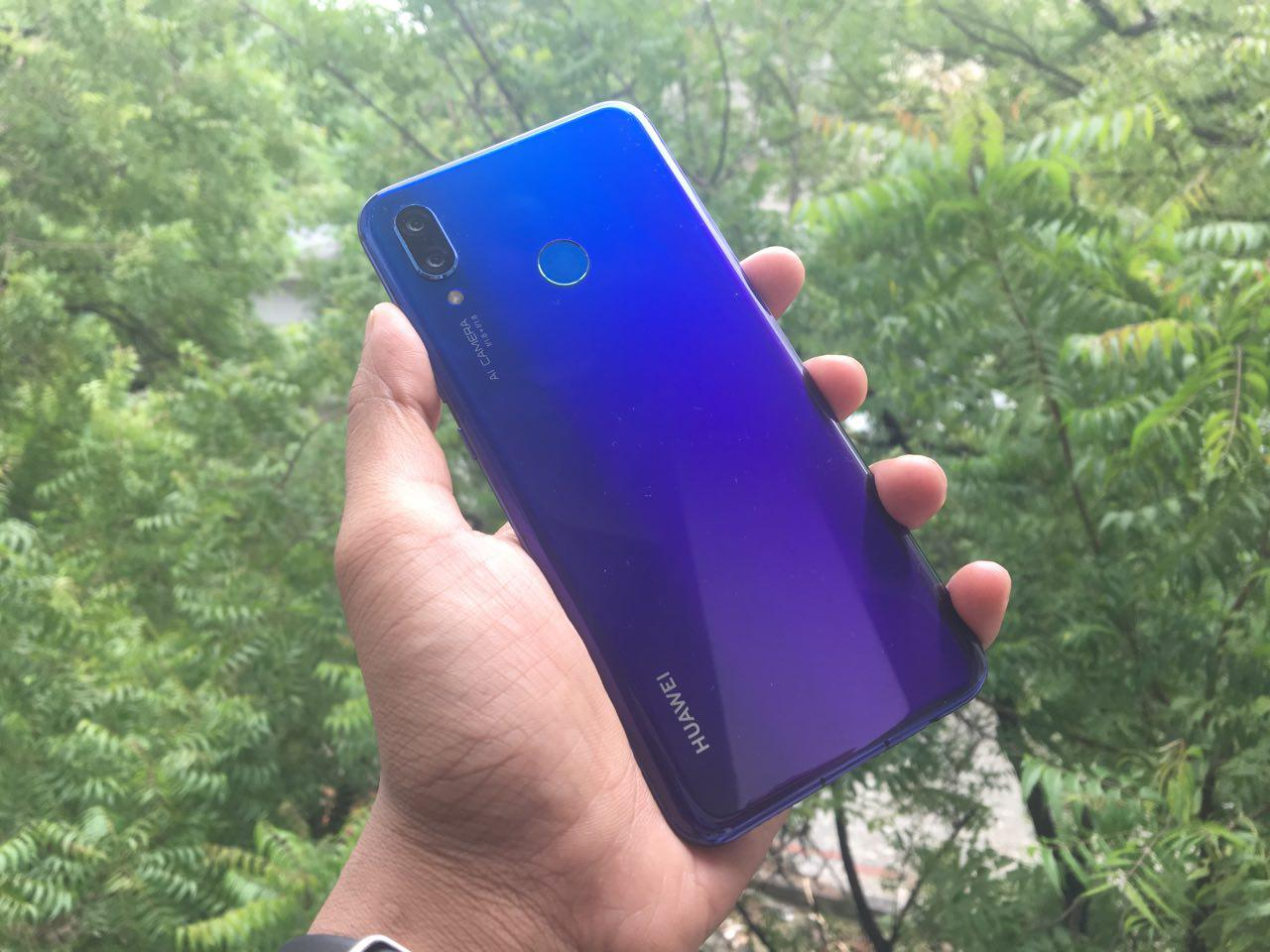 Huawei Nova 3 Review - GizmoManiacs