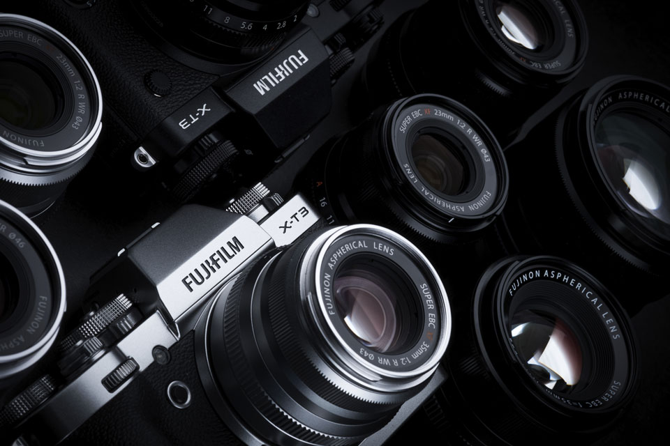 Fujifilm Announces X-T3 Mirror-less Camera with 4K/60P Output Support