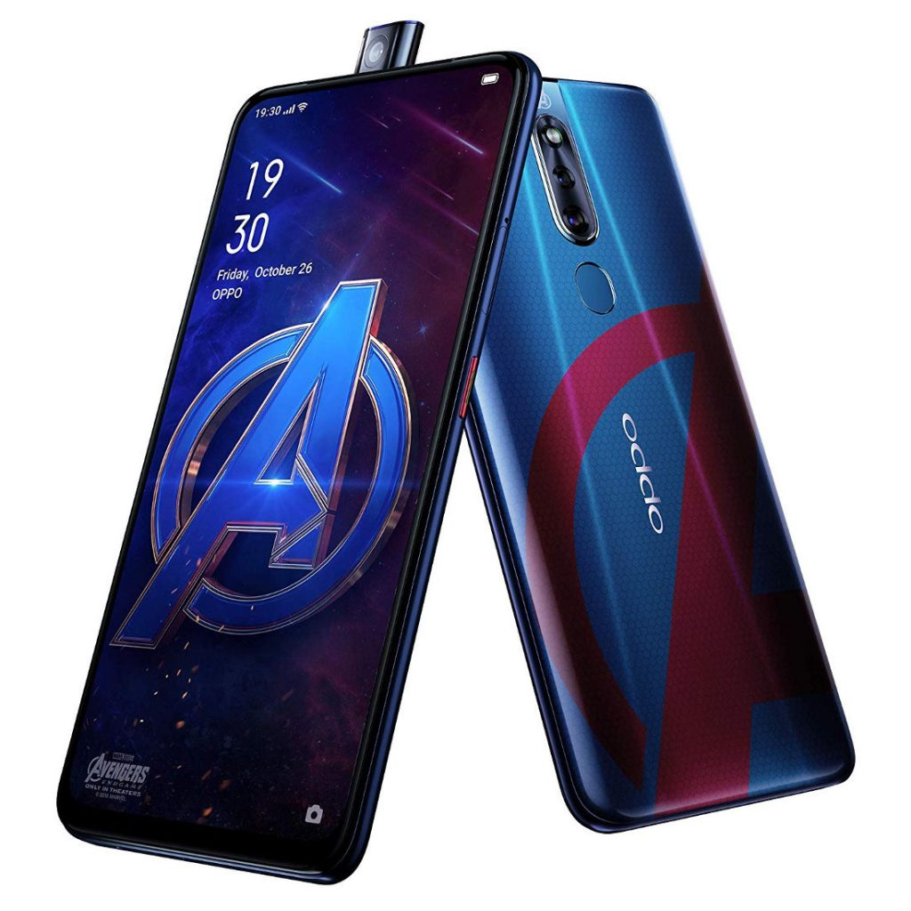 OPPO F11 Pro Marvel's Avengers Limited Edition Launched In