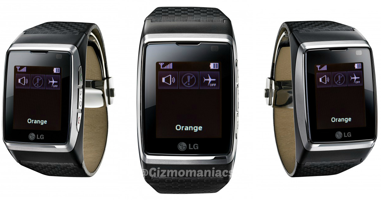 LG G Watch Is Another Watch Android Wear, and Will Come in The Second Quarter